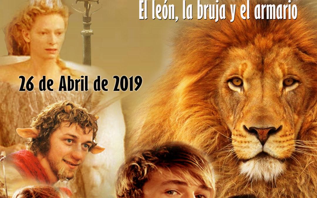 Viaje a Narnia, un proyecto de Ven y Verás