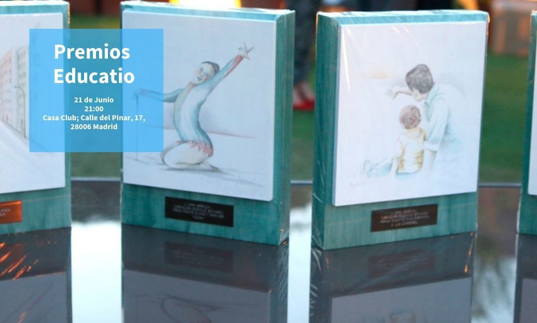 Premios Educatio 2019