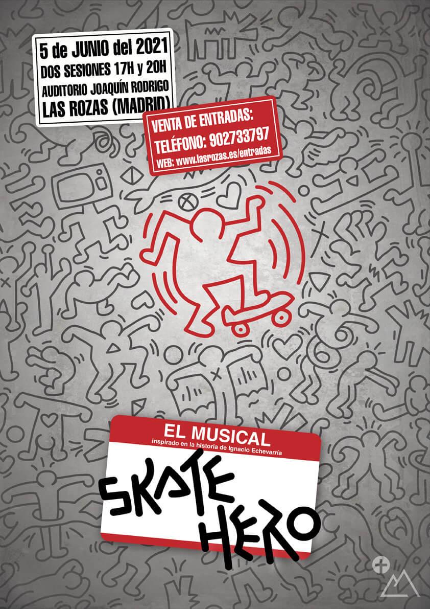 Musical SKATE HERO Las Rozas